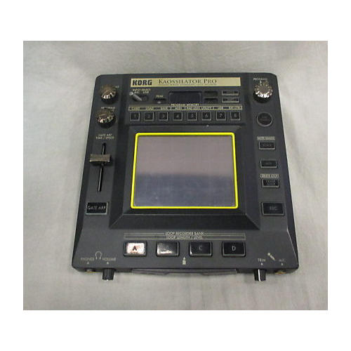 Korg Kaossilator Pro Exciter-thumbnail