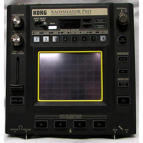 Korg Kaossilator Pro Exciter-thumbnail