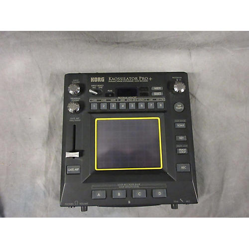 Korg Kaossilator Pro Plus Exciter-thumbnail