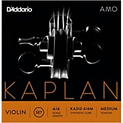D'Addario Kaplan Amo Series Violin String Set