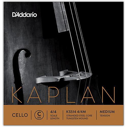 D'Addario Kaplan Series Cello C String-thumbnail