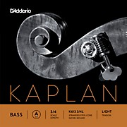 D'Addario Kaplan Series Double Bass A String