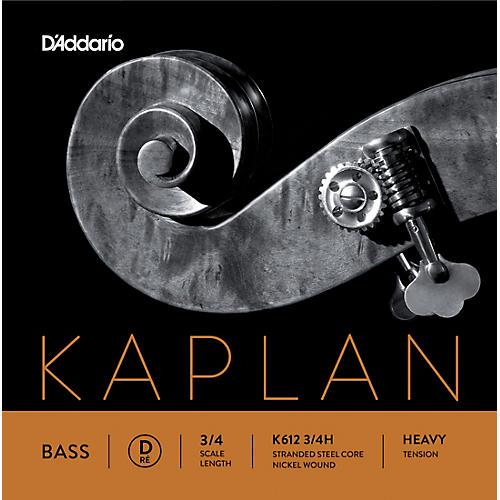 D'Addario Kaplan Series Double Bass D String-thumbnail