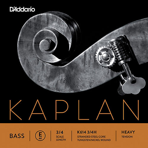 D'Addario Kaplan Series Double Bass E String-thumbnail