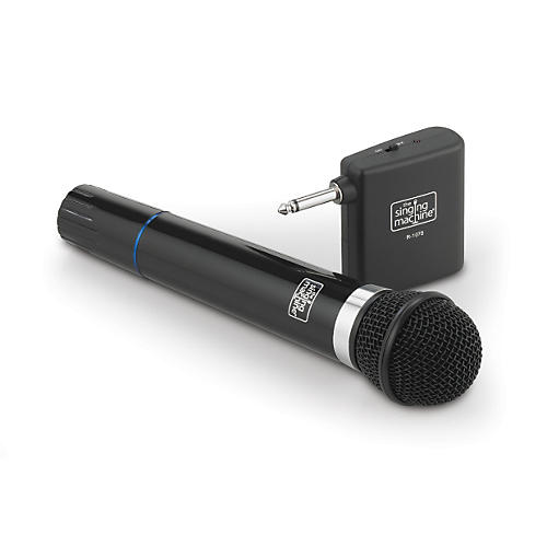 The Singing Machine Karaoke Wireless Microphone
