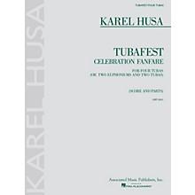Associated Karel Husa - Tubafest Brass Ensemble Series Composed by Karel Husa