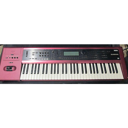 Korg Karma 61 Key Keyboard Workstation