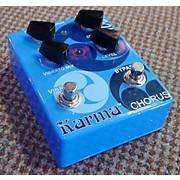Budda Karma Chorus Effect Pedal