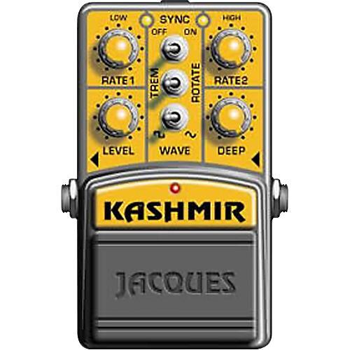 Jacques Kashmir Tremolo/Leslie Simulator Guitar Effects Pedal