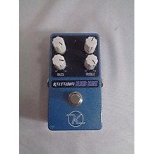 Keeley Katana Blues Drive Effect Pedal