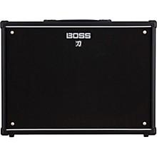 Boss Katana Cabinet 212 150W 2x12 Guitar Speaker Cabinet Level 1 Black