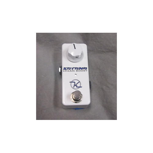Keeley Katana Clean Boost Effect Pedal-thumbnail