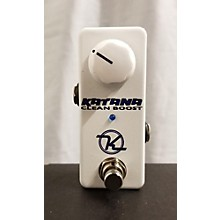 Keeley Katana Clean Boost Effect Pedal