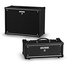 Boss Katana KTN-Head 100W Guitar Amplifier Head and 212 150W 2x12 Cabinet