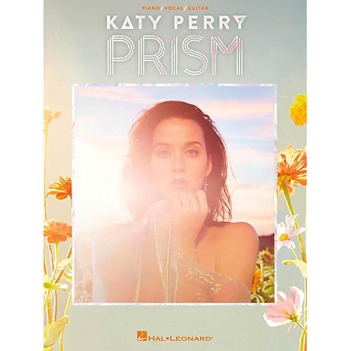 Hal Leonard Katy Perry - Prism for Piano/Vocal/Guitar