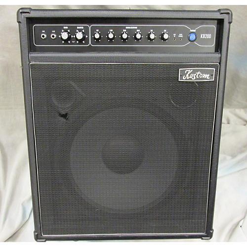 Kustom Kb200 Bass Combo Amp-thumbnail