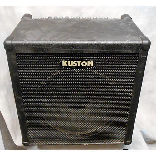 Kustom Kba100 Bass Combo Amp-thumbnail
