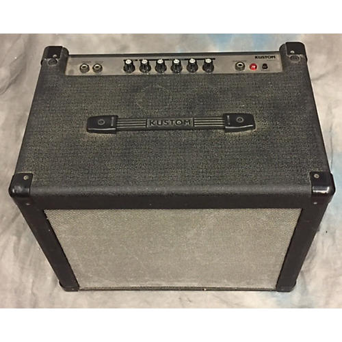 Kustom Kba 100 Bass Amp Manual