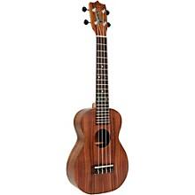 "Lanikai ""Keana"" Hawaiian-Made Solid Koa Concert Ukulele"