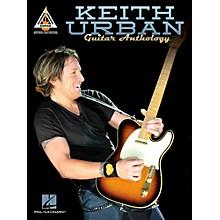 Hal Leonard Keith Urban Guitar Anthology TAB Songbook