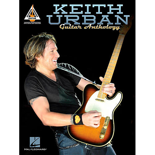 Hal Leonard Keith Urban Guitar Anthology TAB Songbook-thumbnail