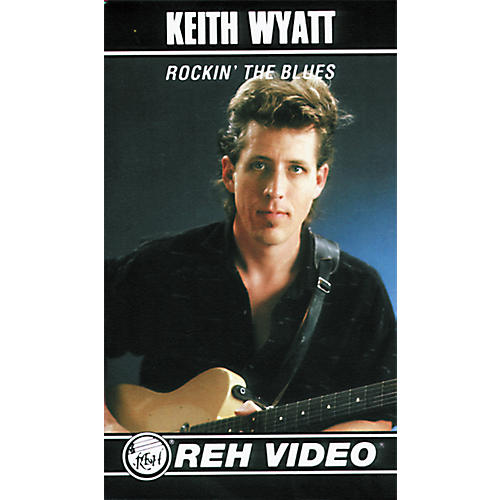 Alfred Keith Wyatt Rockin' the Blues (Video)