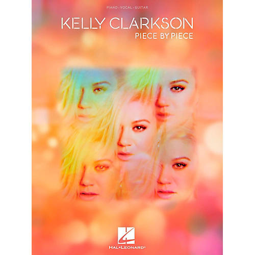 Hal Leonard Kelly Clarkson - Piece By Piece Piano/Vocal/Guitar-thumbnail