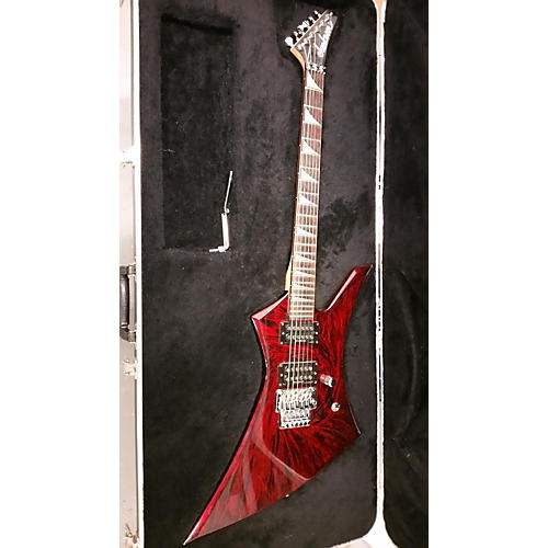 Jackson Kelly KE3 Solid Body Electric Guitar