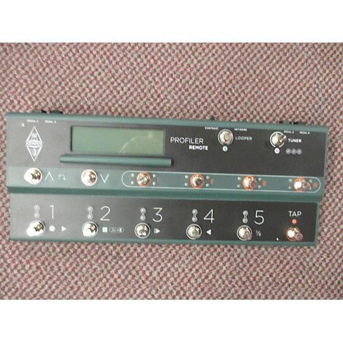 Kemper Kemper Profiling Amp Remote MIDI Foot Controller-thumbnail