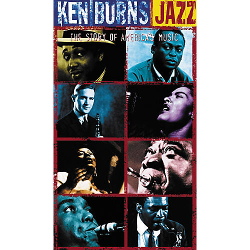 Music CD Ken Burns Jazz: Story of American Music Box (CD)