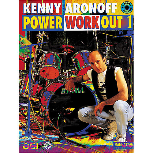 Alfred Kenny Aronoff - Power Workout 1 Book/CD