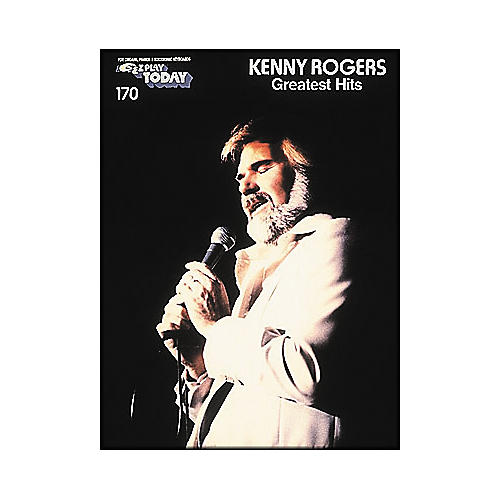 Hal Leonard Kenny Rogers Greatest Hits E-Z Play 170-thumbnail