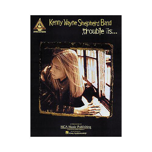 Hal Leonard Kenny Wayne Shepherd Band - Trouble Is... Book-thumbnail