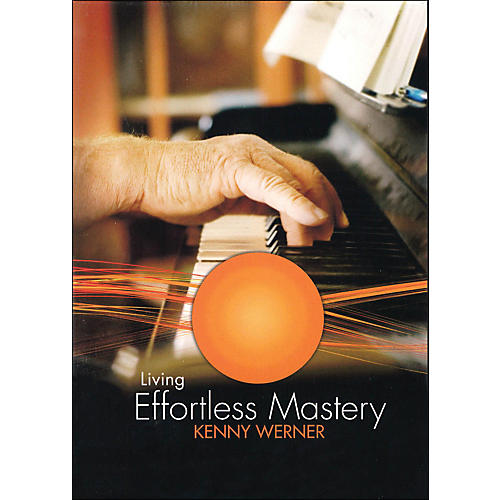 Hal Leonard Kenny Werner Living Effortless Mastery DVD-thumbnail