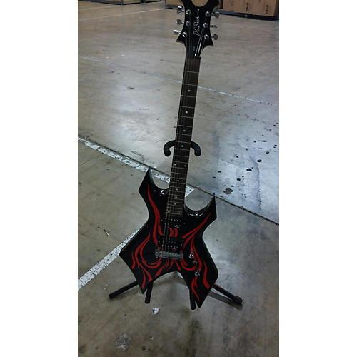 B.C. Rich Kerry King Wartribe 1 Warlock Solid Body Electric Guitar