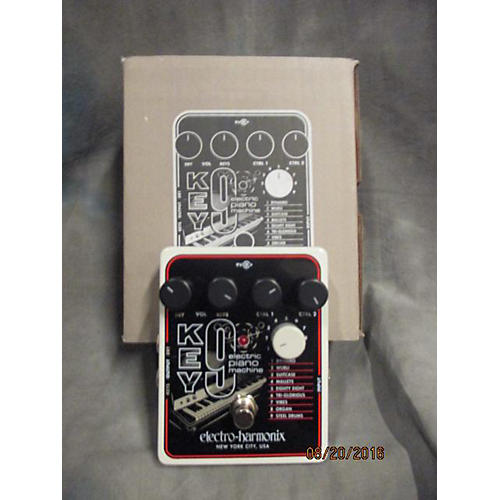 Electro-Harmonix Key9 Electric Piano Machine Effect Pedal-thumbnail