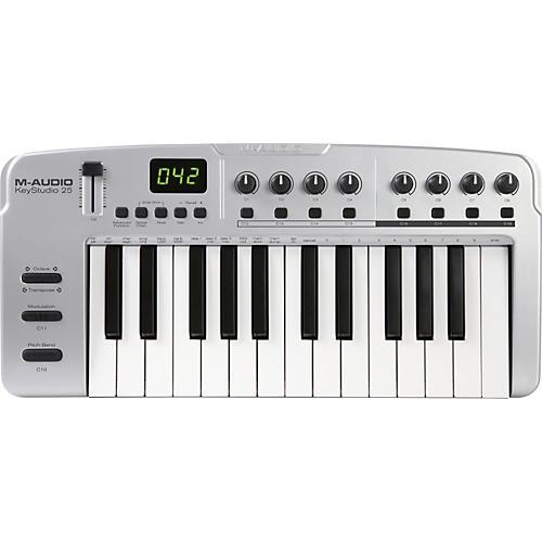M-Audio KeyStudio 25 MIDI Controller-thumbnail
