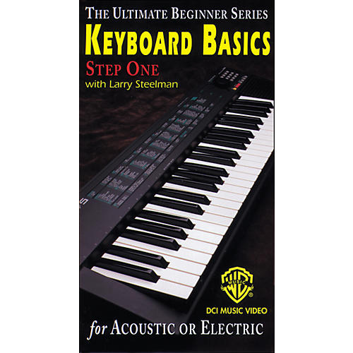 Alfred Keyboard Basics Step One