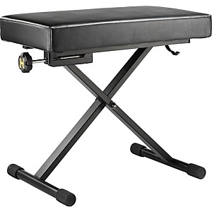 Hercules Stands Keyboard Bench by Hercules Stands