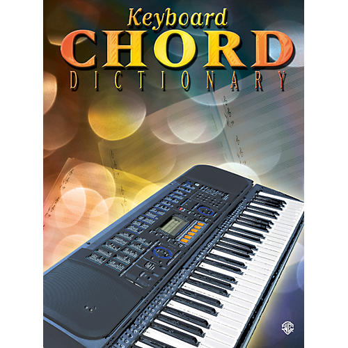 Alfred Keyboard Chord Dictionary