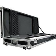 Keyboard Flight Case with Casters
