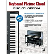 Alfred Keyboard Picture Chord Encyclopedia (Book)