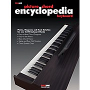 Proline Keyboard Picture Chord Encyclopedia Book