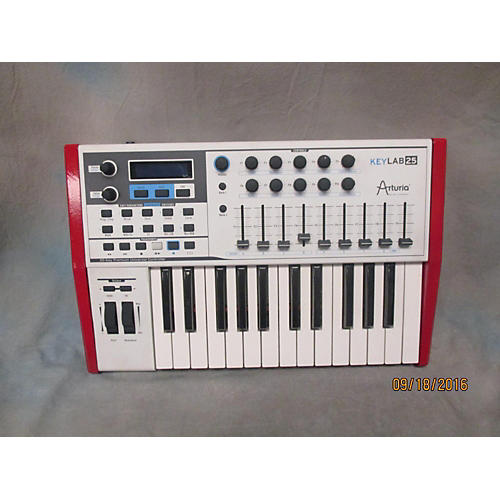 Arturia Keylab 25 Key MIDI Controller-thumbnail