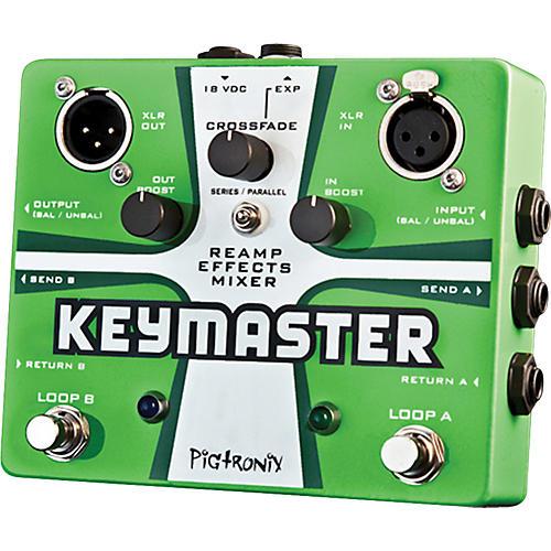Pigtronix Keymaster Guitar Effects Loop-thumbnail