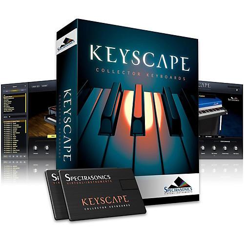 Spectrasonics Keyscape Virtual Keyboard Collection-thumbnail