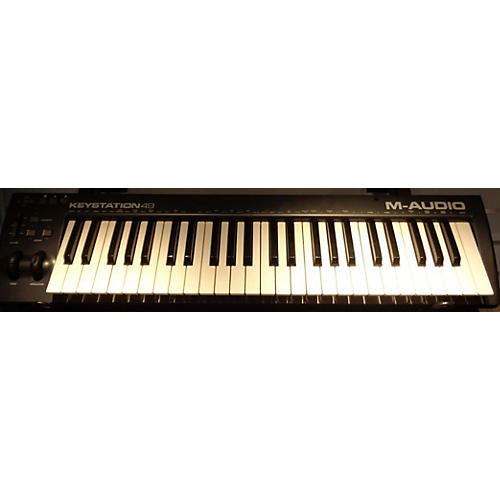 M-Audio Keystation 49 Key MIDI Controller