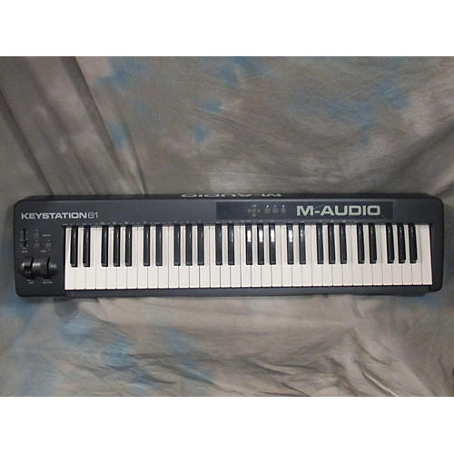 M-Audio Keystation 61 II MIDI Controller-thumbnail