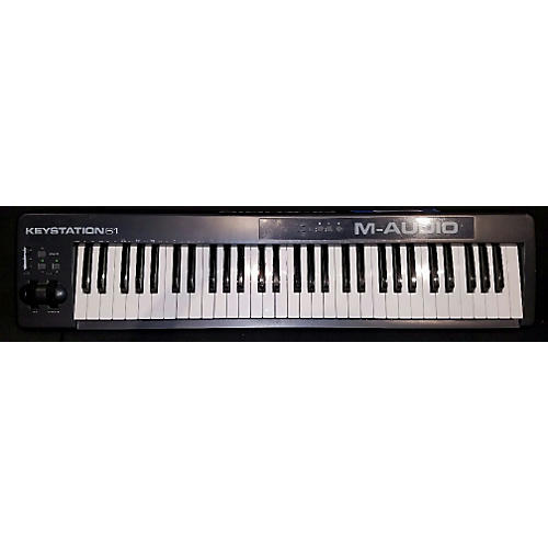 M-Audio Keystation 61 Keyboard Workstation