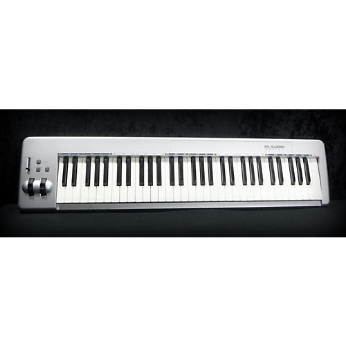 M-Audio Keystation 61 Keyboard Workstation